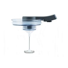 CRP710/01 Philips Saeco Couvercle pour mousseur à lait
