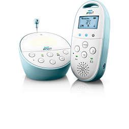 Avent Audio Monitors Monitor para bebés DECT