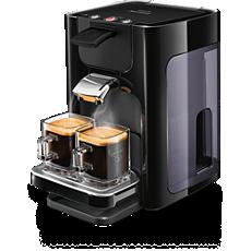 HD7860/65 SENSEO® Quadrante Cafeteira com sachê original