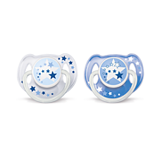 SCF131/42 Philips Avent Night Time Pacifiers