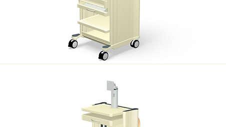 FM20/30 System-Cart: Mounting Kit