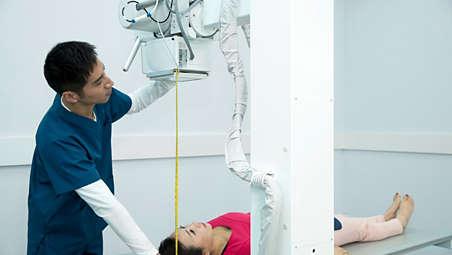 X-ray generation