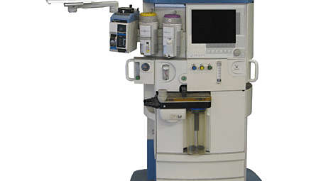 IntelliVue MX400/MX450/MX500/MX550: Dräger Apollo Pivot Arm