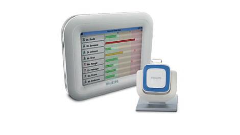 DoseAware Sistema de seguimiento de la dosis de radiación
