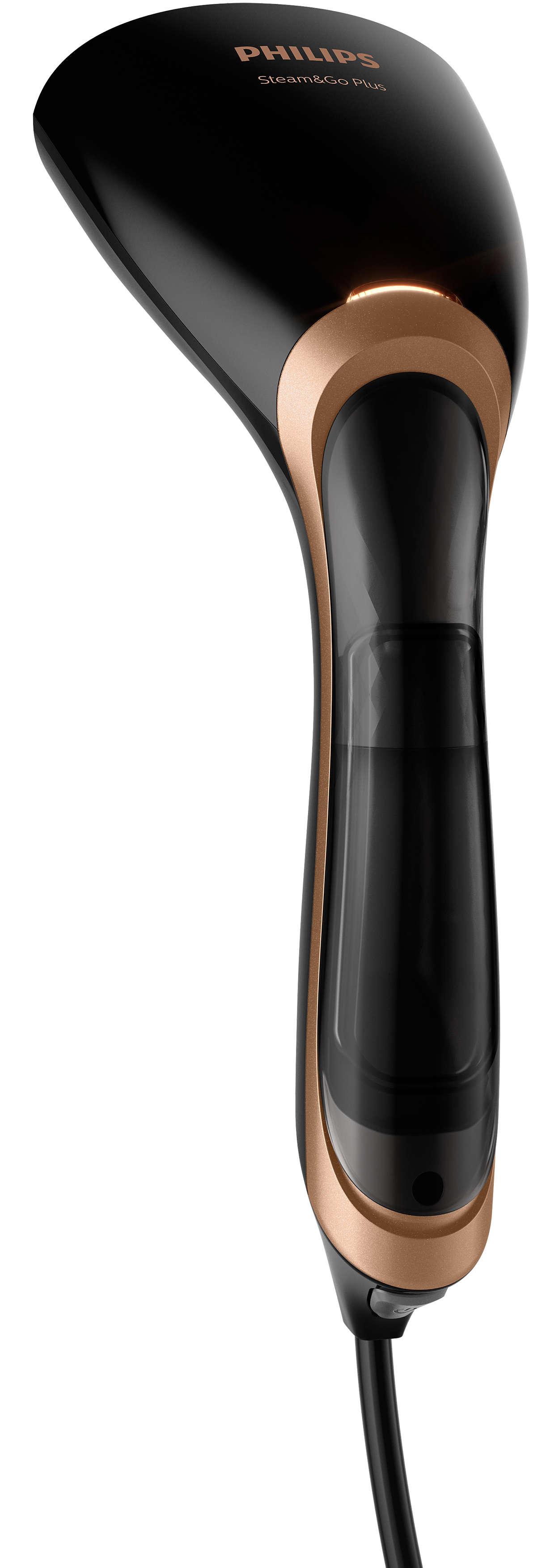 Kompaktna rešitev za enostavno glajenje gub