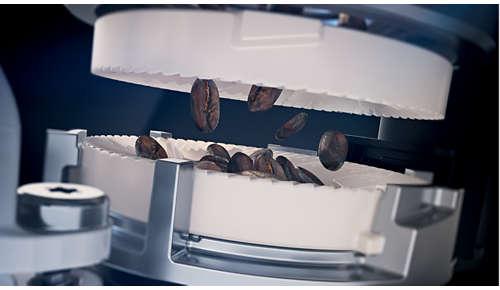 Cel puţin 20.000 de ceşti de cafea cu râşniţa noastră ceramică cea mai durabilă