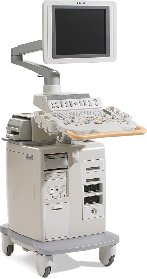 HD Refurbished Ultrasound Machine