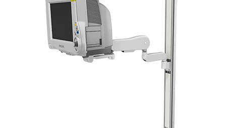 Philips IntelliVue MP20/30 VHM-25™ Wall Channel Mounting Kits