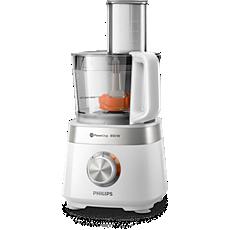 HR7530/00 Viva Collection Compacte keukenmachine
