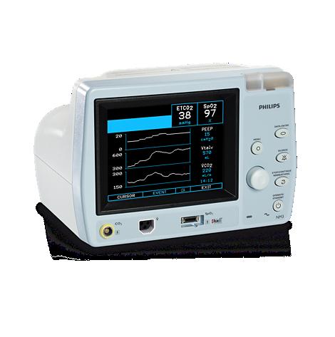 Respironics Atemprofilmonitor