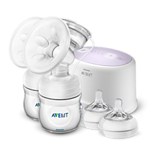 SCF334/61 Philips Avent Double electric breast pump