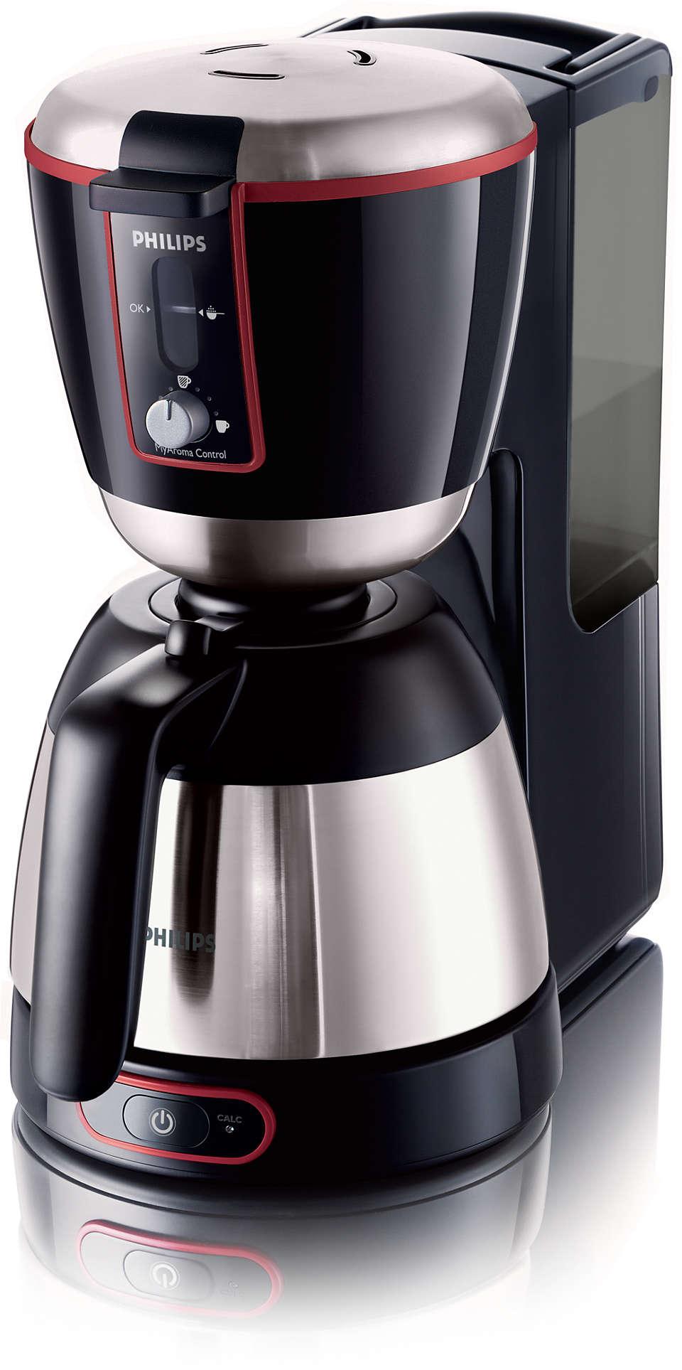 Have a perfect espresso just pressing a button