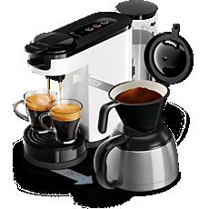 HD6592/01 SENSEO® Switch Machine à café à dosettes et filtre