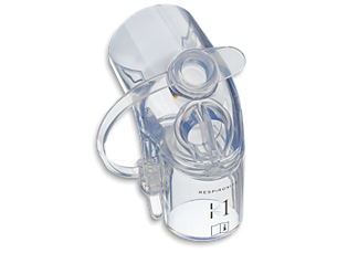 EE, Vernebler-Winkelstück, Leckage Typ1 NIV-Maske
