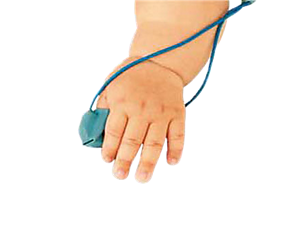 Reusable Infant Finger Glove sensor Sensor