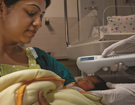 BiliChek Non-invasive jaundice assessment device