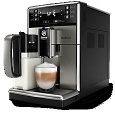 SM5473/10 Saeco PicoBaristo Machine expresso à café grains avec broyeur