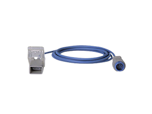Cbl SpO2 9-pin D-sub Adapter Cable (12-pin) Adapter Cable
