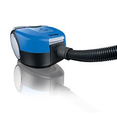 FC8204/01  Vacuum cleaner with bag