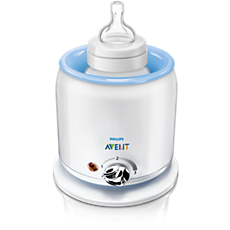 SCF255/57 Philips Avent Electric Bottle and Baby Food Warmer