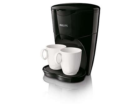 Nauti helposti aidosta kahvista