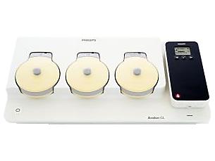 Avalon Système de capteurs fœtaux sans fil