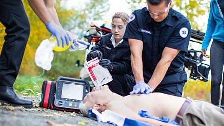Due defibrillatori in uno