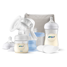 SCF430/16 Philips Avent Manuální odsávačka mateřského mléka