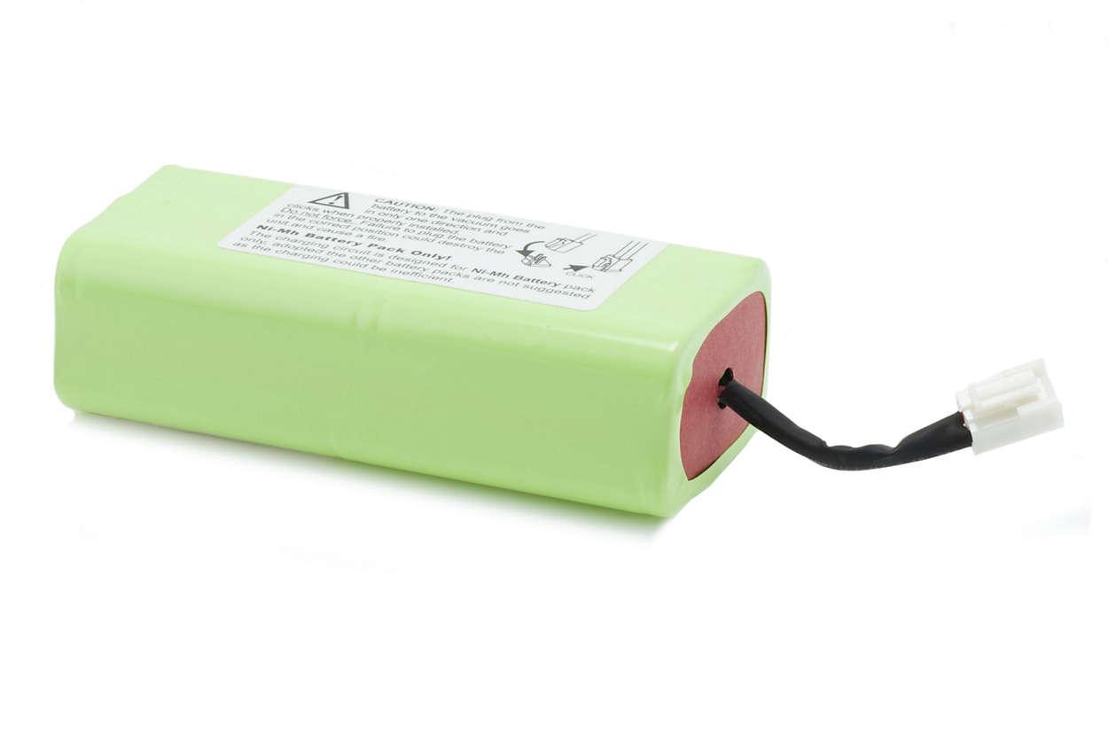 Ter vervanging van de batterij