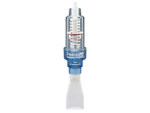 Threshold Positive expiratory pressure device