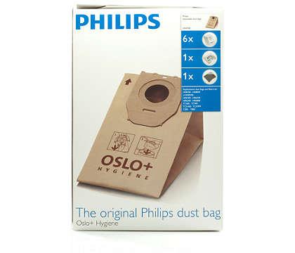 Originalna vrečka za prah Philips
