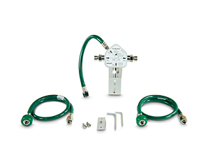 Oxygen Manifold/ Transport Kit Mounting and Stands