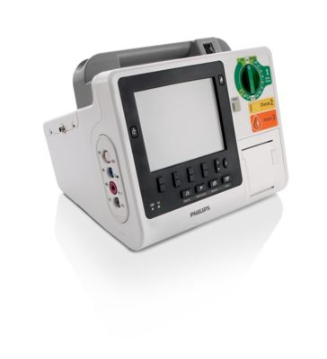 Philips - HeartStart XL+ Defibrillator/monitor