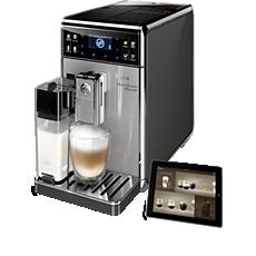 HD8967/47 Saeco GranBaristo Avanti Super-automatic espresso machine