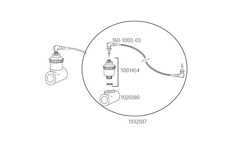 Oxygen Sensor Kit Sensor