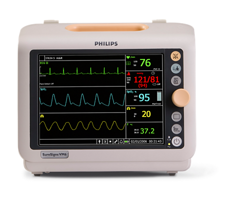 SureSigns Bedside patient monitor