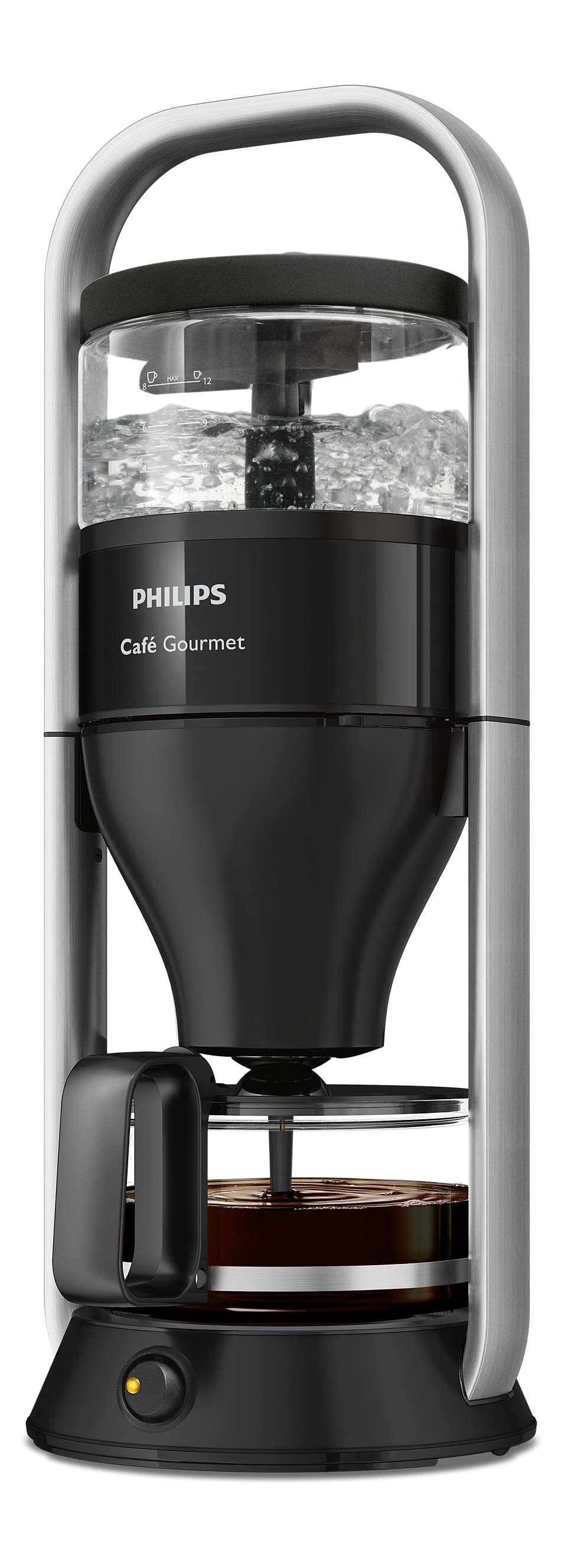 Le rituel de préparation d'un café filtre parfait