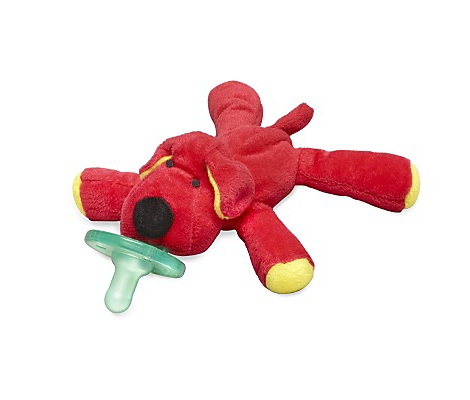 WubbaNub Pacifier, Dog Infant Soothing