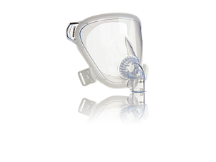 Respironics Full-face hospital respiratory mask