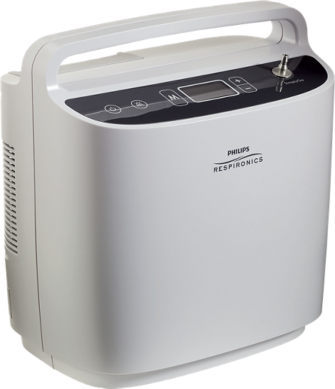 Philips - SimplyGo Portable oxygen concentrator