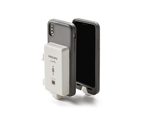 Lumify for iOS Philips designed Phone case for iPhone X/XS devices