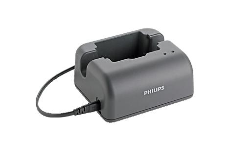 Ladegerät für den FR3 Akku für Schulungszwecke AED-Schulungsmaterial
