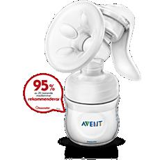 SCF330/20 Philips Avent Manuell bröstpump med flaska