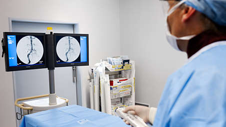 Streamline vascular workflow