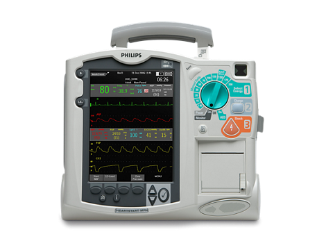 HeartStart MRx 监护/除颤仪