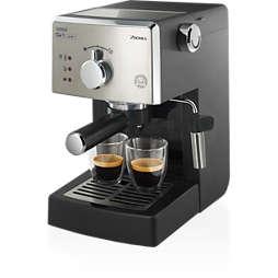 Saeco Poemia Ročni espresso kavni aparat