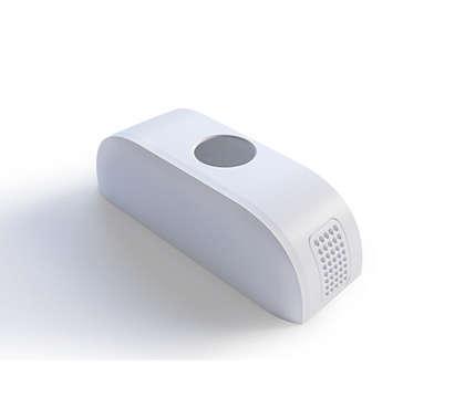 Omformar CPAP-reseenheten