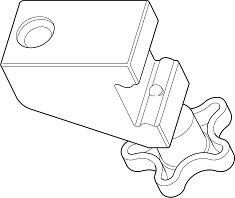 Support Arm Rail-Mount Bracket