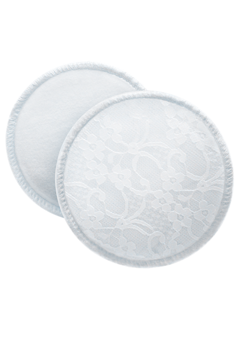 Washable Breast Pads Soft and gentle reusable breast pads