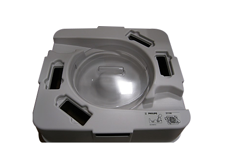 TEE Transducer Disinfection Basin & Lid Accessories